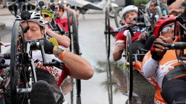 Handbike Tour aterriza de nuevo en Mallorca
